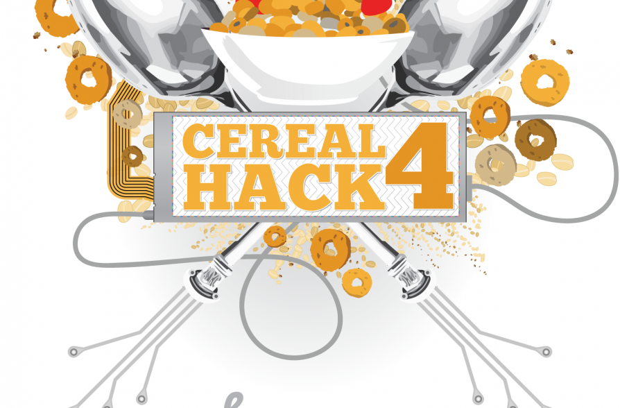 Cereal Hack Logo